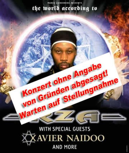 RZA & Xavier Naidoo: Tour 2003