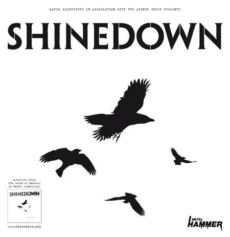 Shinedown: Live - 2009