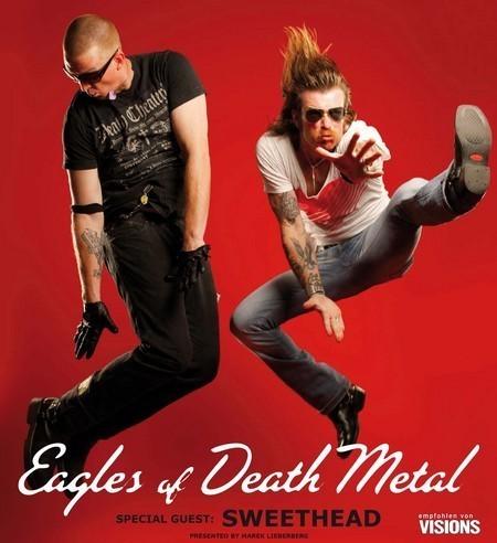 Eagles of Death Metal: Tour 2009