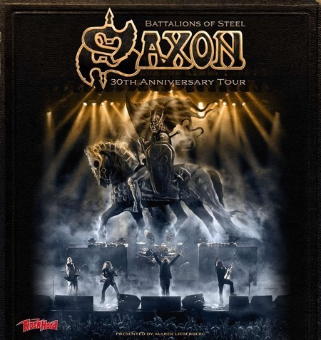 Saxon: 30th Anniversary Tour 2009