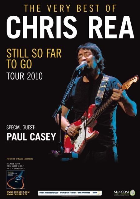 Chris Rea: Still So Far To Go - Tour 2010