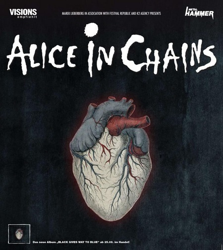Alice In Chains: Tour 2009