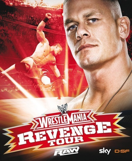 WWE RAW: WrestleMania Revenge Tour 2010