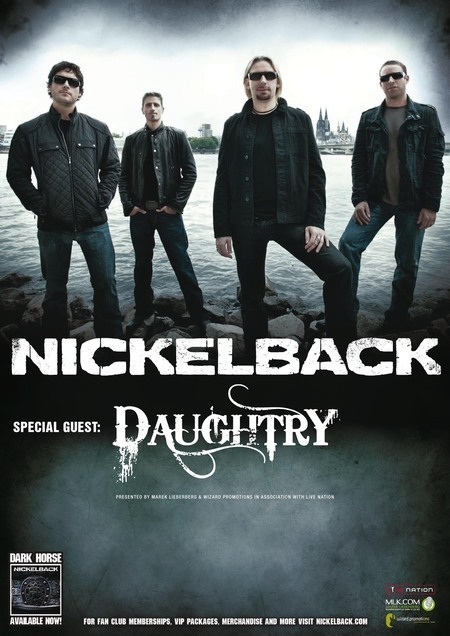 Nickelback: Tour 2010