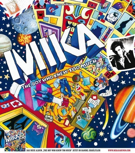Mika: The Boy Who Knew Too Much - Tour 2010