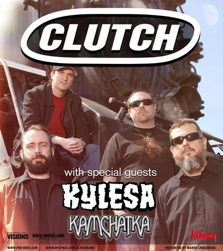 Clutch: Live 2009