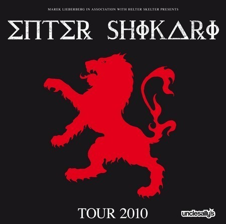 Enter Shikari: Tour 2010
