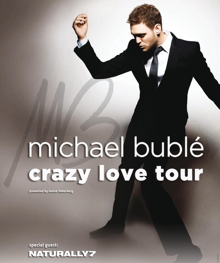 Michael Bublé: Crazy Love Tour 2010
