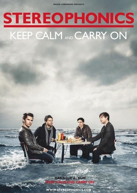 Stereophonics: Keep Calm And Carry On - Tour 2010