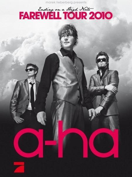 A-Ha: Ending On A High Note - Farewell Tour 2010