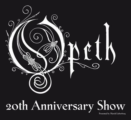 Opeth: 20th Anniversary Show 2010