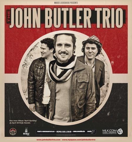 John Butler Trio: Live 2010