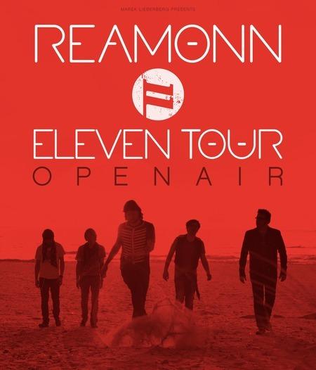 Reamonn: Open Air Tour 2010