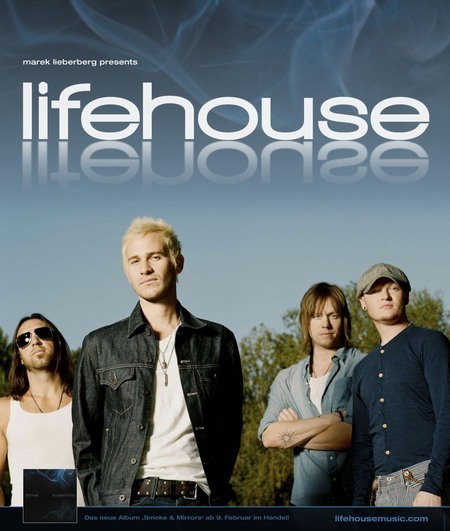Lifehouse: Live 2010