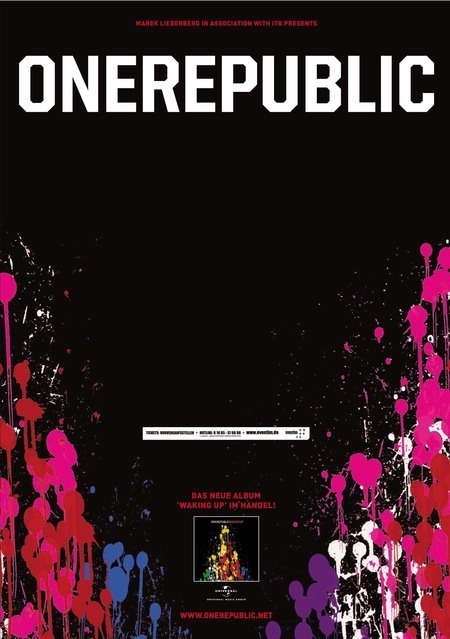 OneRepublic: Tour 2010