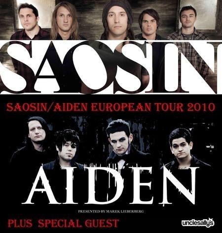 Saosin & Aiden: Live 2010