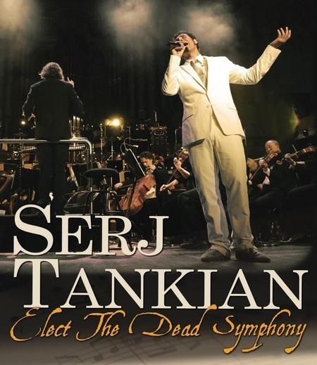 Serj Tankian: The Elect The Dead Symphony - 2010