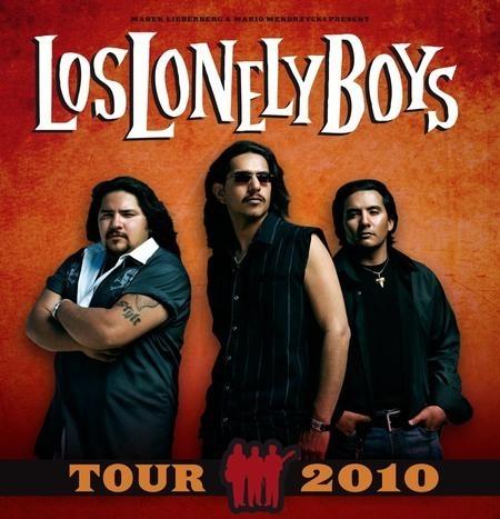 Los Lonely Boys: Tour 2010