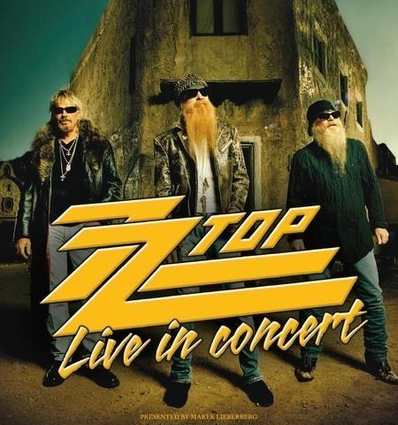 ZZ Top: Live In Concert 2010