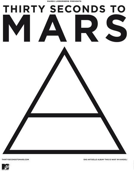Thirty Seconds To Mars - Live 2010 - MLK - www.mlk.com