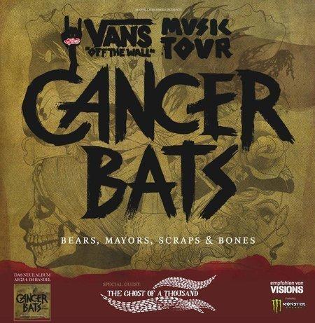 Cancer Bats: Live 2010