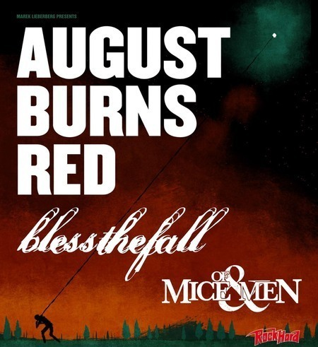 August Burns Red: Tour 2010
