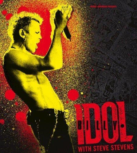 Billy Idol: Tour 2010
