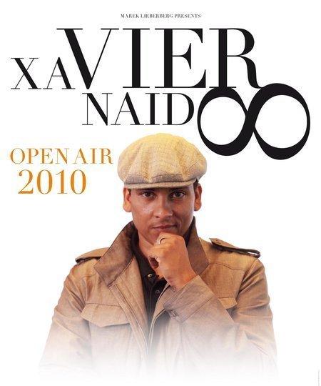 Xavier Naidoo: Open Air 2010