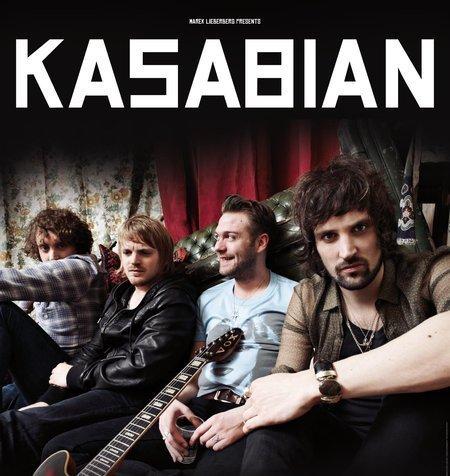 Kasabian: Live 2010
