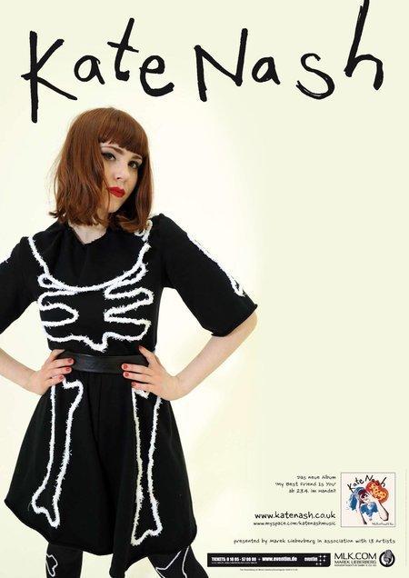 Kate Nash: Live 2010