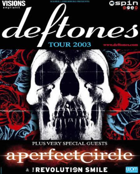 Deftones: Tour 2003