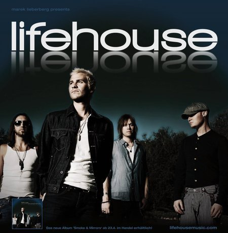 Lifehouse: Tour 2010