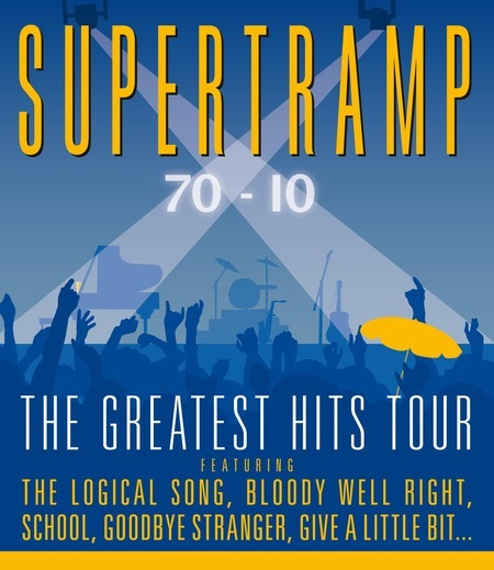 Supertramp: 70-10 The Greatest Hits Tour