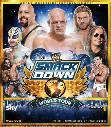 WWE SmackDown: World Tour 2010