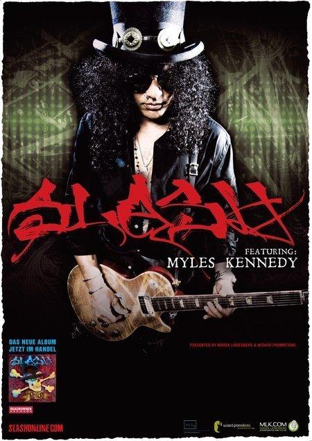 Slash: Live 2010