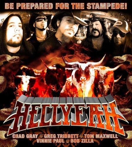 Hellyeah: Live 2010