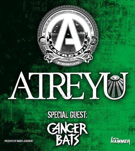 Atreyu: Live 2010