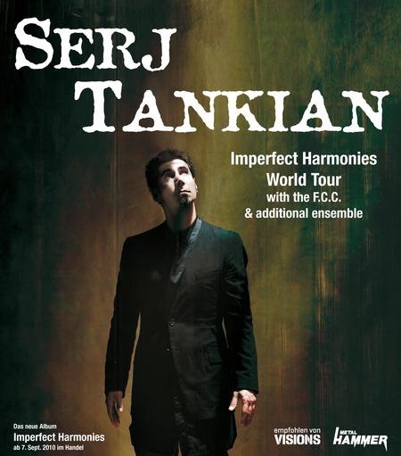 Serj Tankian: Live 2010