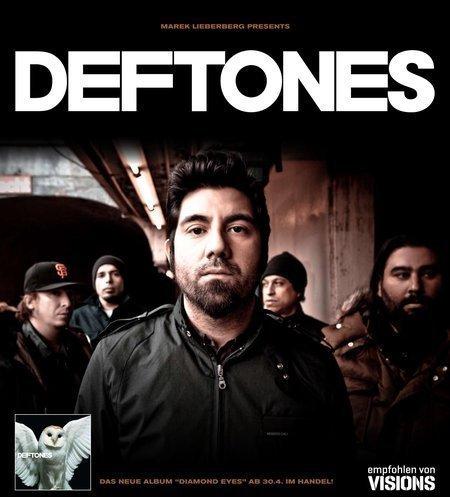 Deftones: Live - 2010