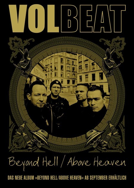 Volbeat: Beyond Hell/Above Heaven Tour 2010