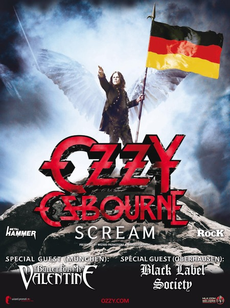 Ozzy Osbourne: Scream Tour 2011