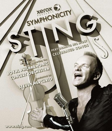 Sting: Symphonicity - 2010