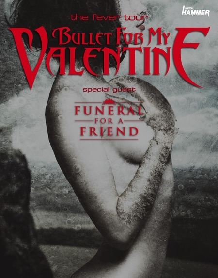 Bullet For My Valentine: Tour 2010
