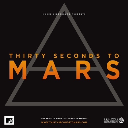 Thirty Seconds To Mars: Live - 2010