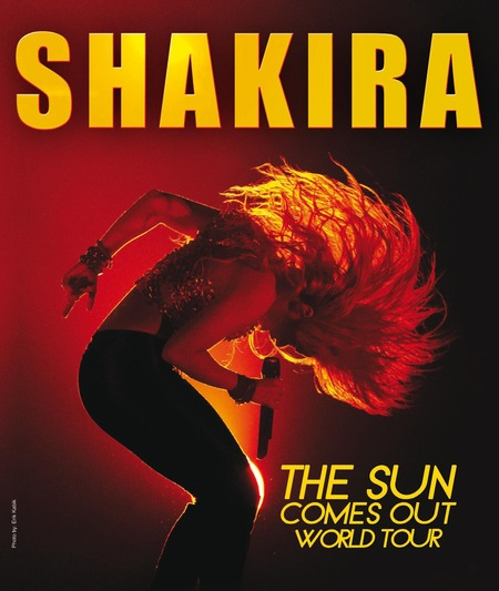 Shakira: The Sun Comes Out - World Tour 2011