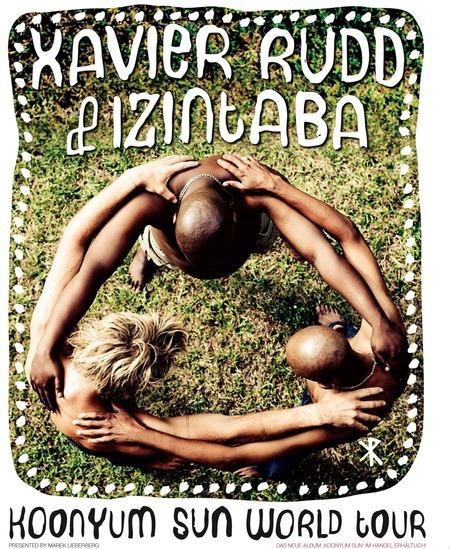 Xavier Rudd & Izintaba: Koonyum Sun World Tour 2010
