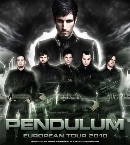 Pendulum: Tour 2010