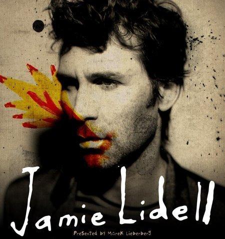 Jamie Lidell: Tour 2010