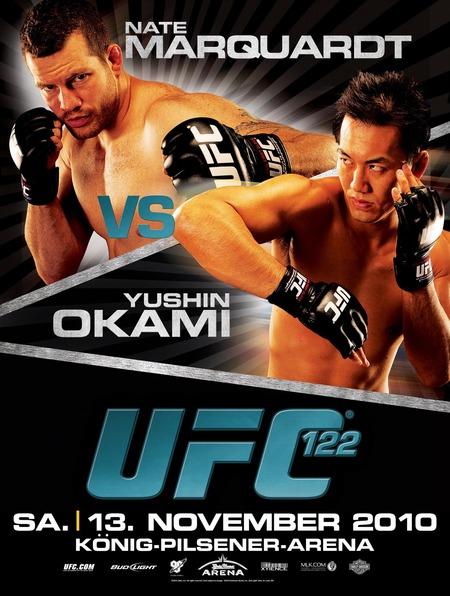 UFC: UFC 122