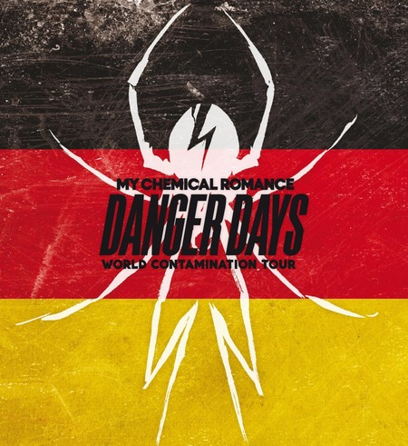 My Chemical Romance: Danger Days World Contamination Tour 2010